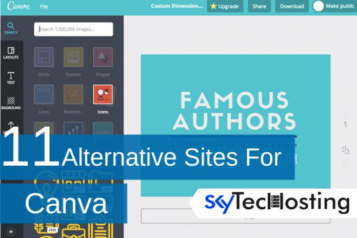 sites like canva