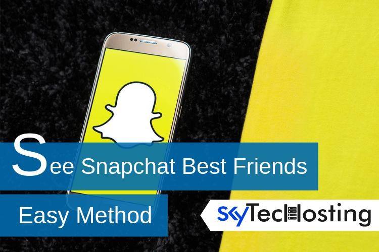 snapchat best friends