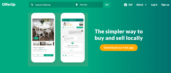 Buy & Sell Locally on OfferUp