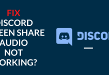 fix discord screen share no audio