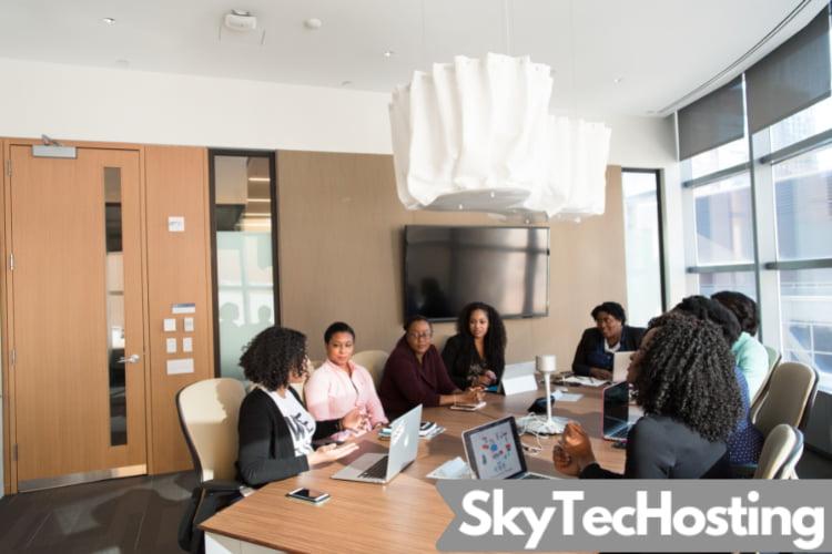 IT Department discussion