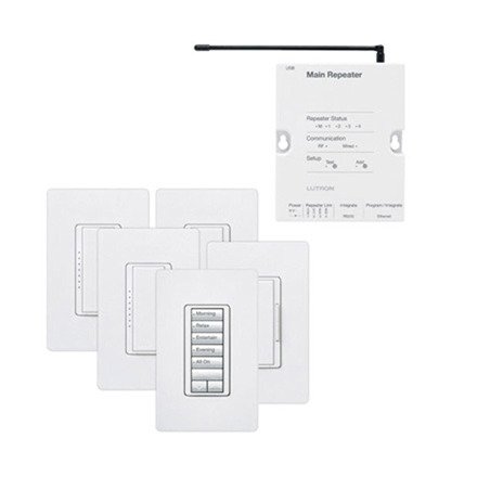 lutron hybrid keypad wiring diagram 5 wire thermostat rr fdn cl2 wh radiora 2 c l foundation package w 3 1 brand