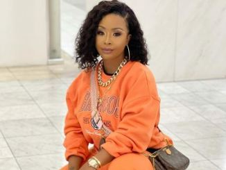 Boity Thulo allegedly wants R1m to settle with Bujy