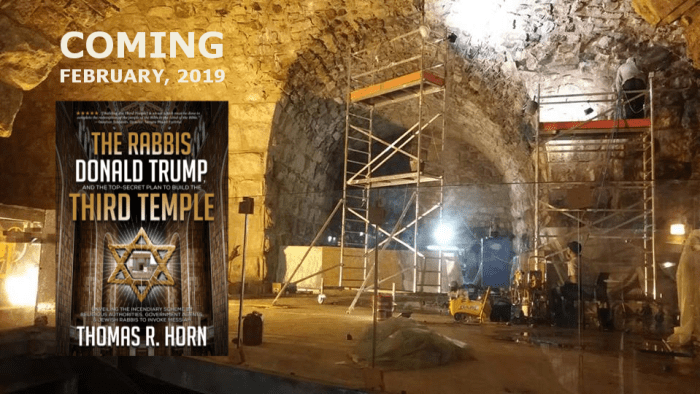 Has God Set 2019 As The Year The Third Temple And Messiah Arrive
