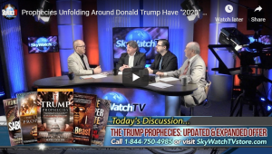 Five in Ten 7/11/18: Mark Taylor - The Trump Prophecies and