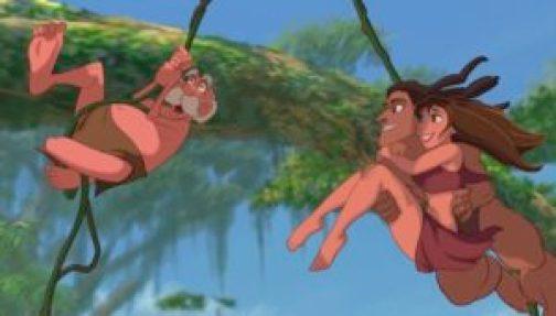 Tarzan Skyway To Wonderland