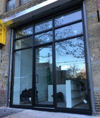 Storefront Design, Construction, Installation - Glass ...