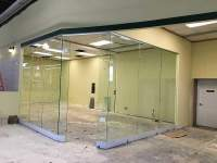 Glass Wall, Glass Office Partitions Divider