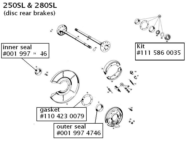 Pagoda SL Group Technical Manual :: DriveShaft