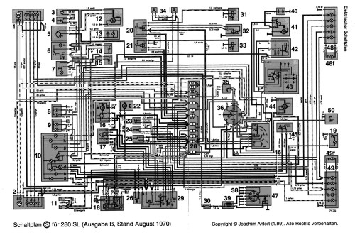 small resolution of 1972 mercedes 280 fuse diagram wiring diagram new 1970 mercedes benz fuse box