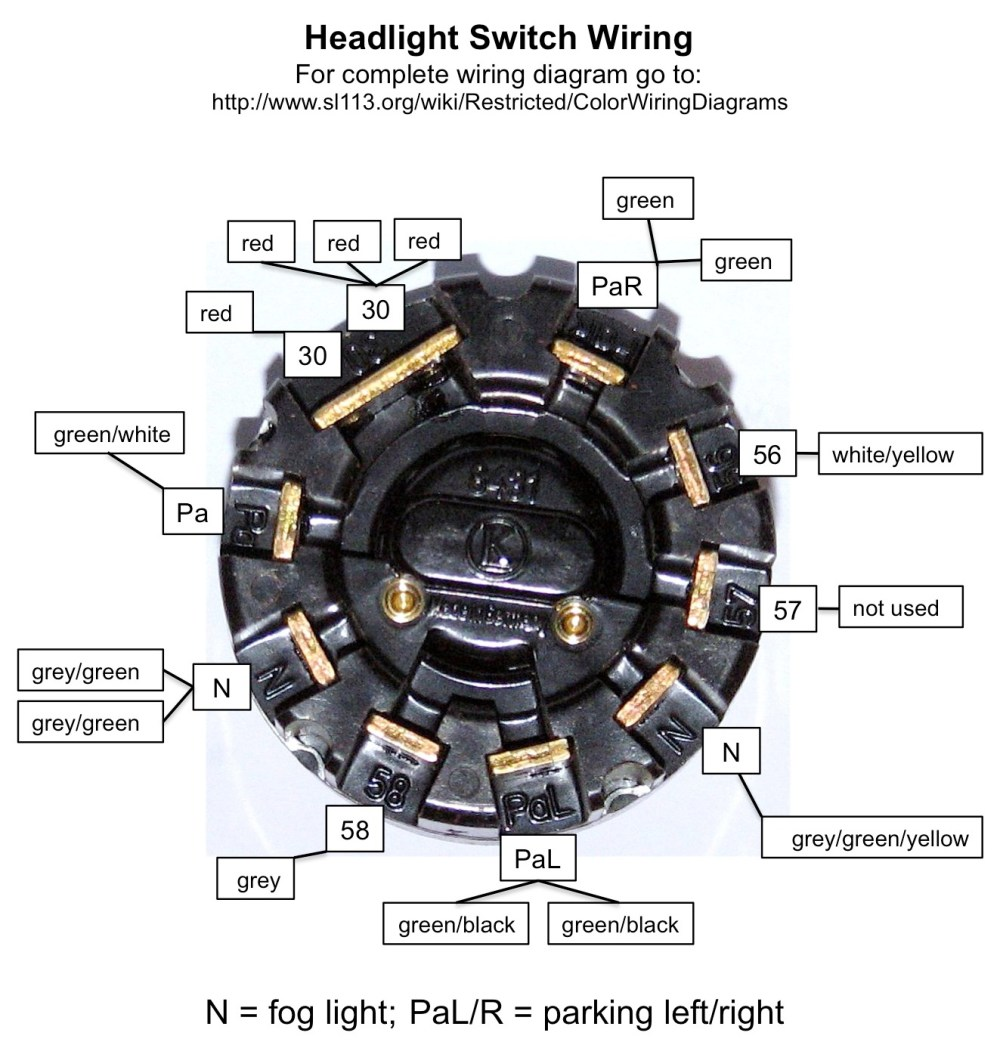 medium resolution of car headlight switch wiring wiring diagram blog car dimmer switch wiring