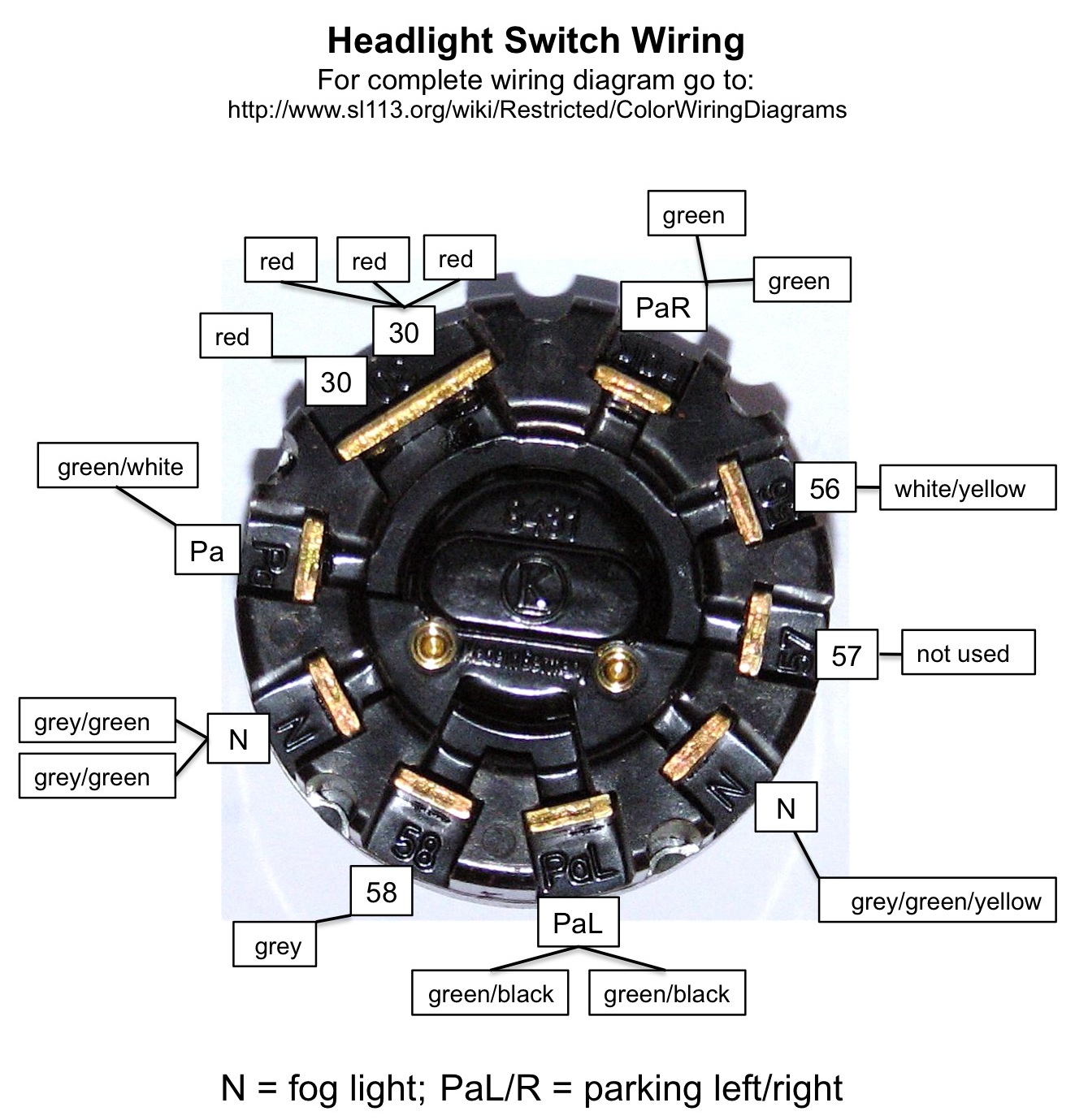 hight resolution of http www sl113 org wiki uploads electrical headlight switch wiring jpg