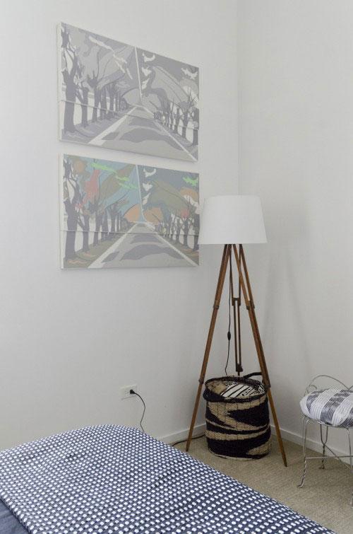 Kleine slaapkamer van Shelby Girard  Slaapkamer ideen