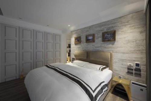 Wat kan behang beteken in de slaapkamer  Slaapkamer ideen