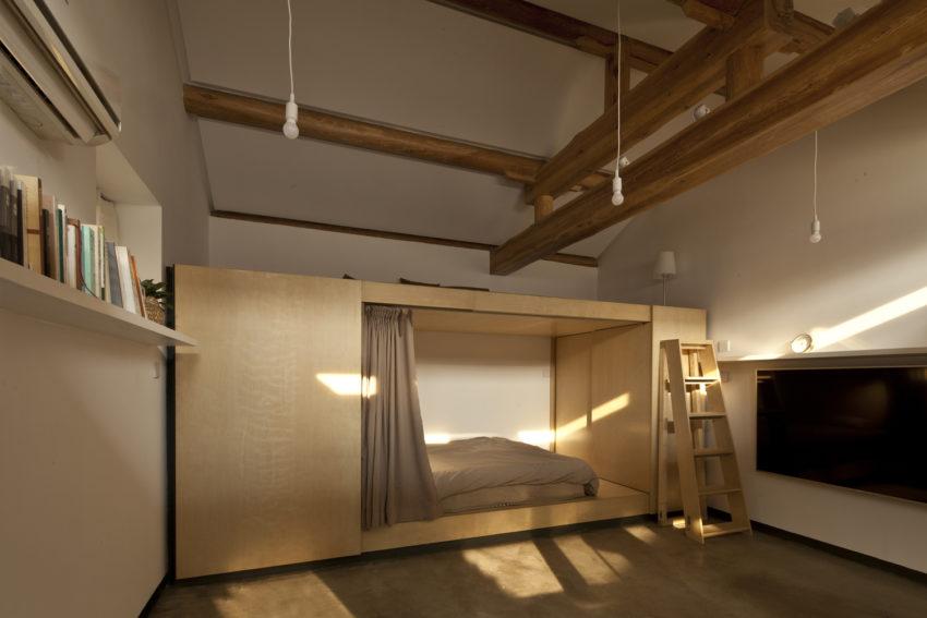 Een stoer stapelbed voor volwassenen  Slaapkamer ideen