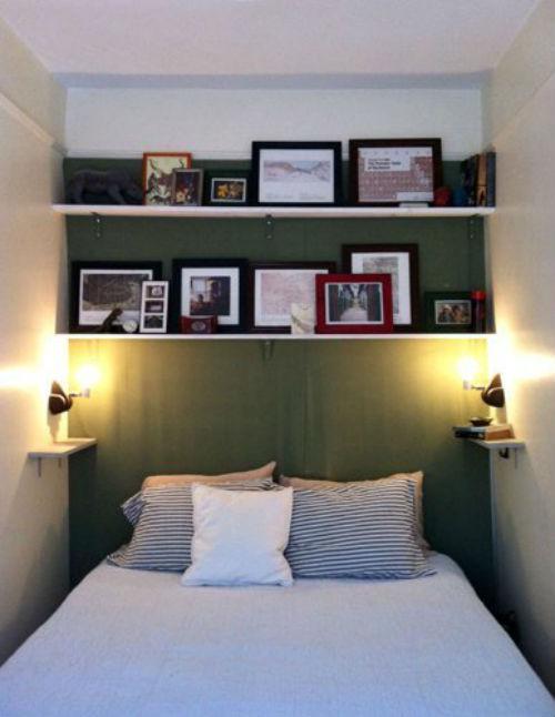 Kleine slaapkamer van Nadia  Slaapkamer ideen
