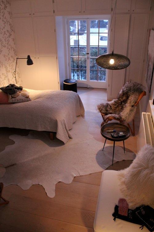 Sfeervolle slaapkamer met herfst thema  Slaapkamer ideen