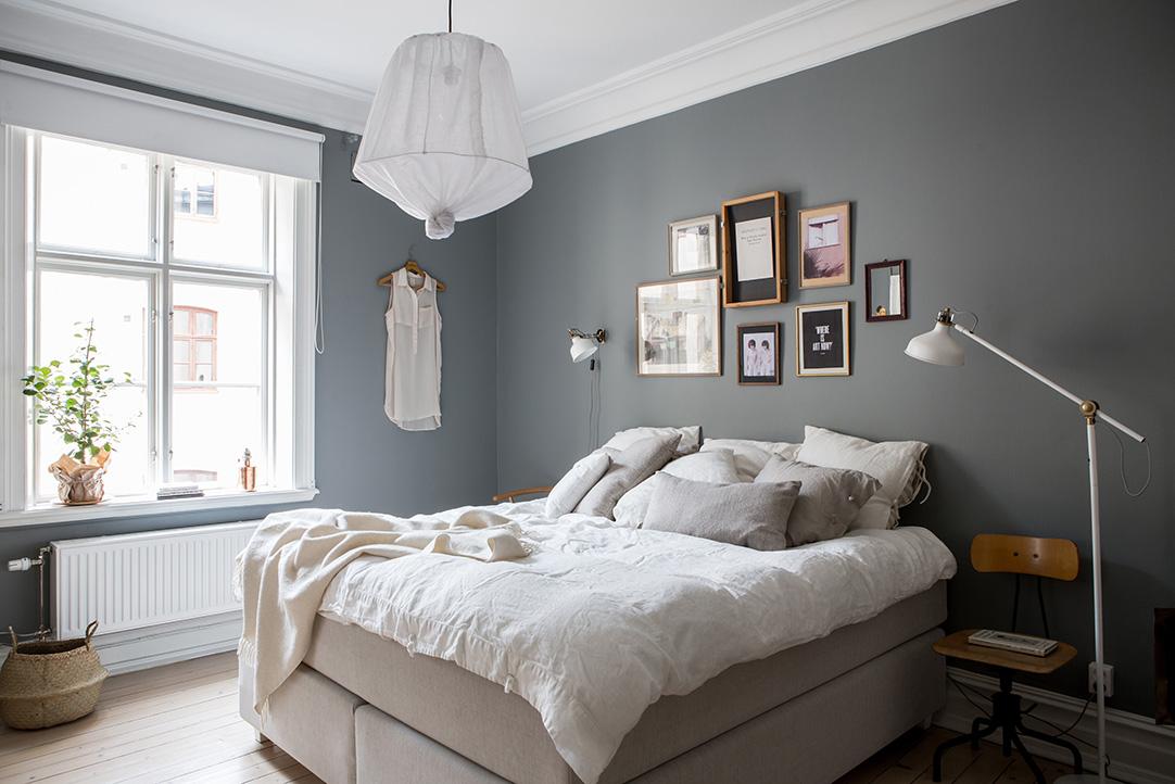 Sfeervolle slaapkamer met mooie styling  Slaapkamer ideen