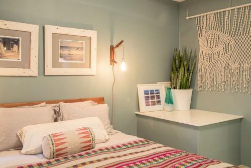 Slaapkamer Jade Groen