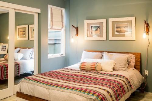 Stijlvolle slaapkamer van interieurontwerper Benedetta