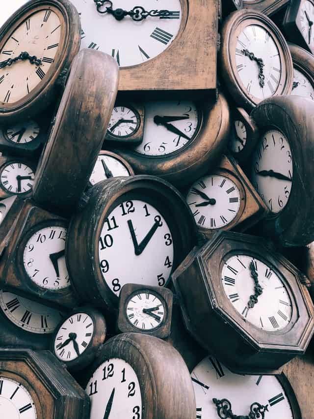 Slaap Zoet Blog strikte tijdsschemas