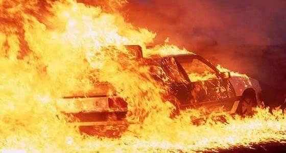 بالصور..مصرع مطربة برازيلية شهيرة حرقا داخل سيارتها