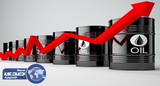 النفط يصعد إلى أعلى مستوى في 8 أسابيع