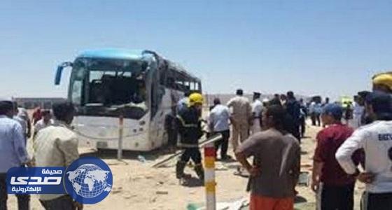 الطب الشرعي يثبت استخدام الإرهابيين لأسلحة متطورة في هجوم المنيا بمصر