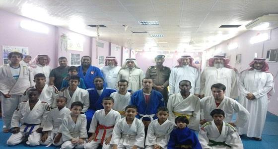 بالصور.. نادي مدرسة الحي بثانوية الحكم بمكة يشارك في تحقيق رؤية 2030