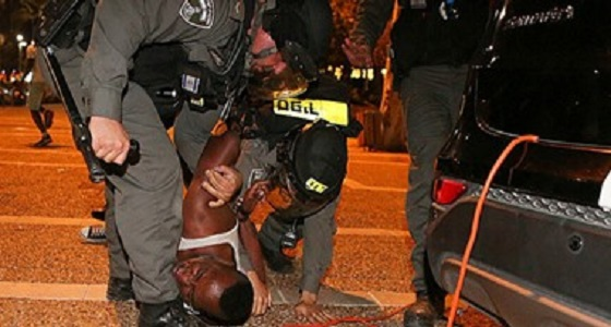 اعتقال فلسطيني بالضفة الغربية