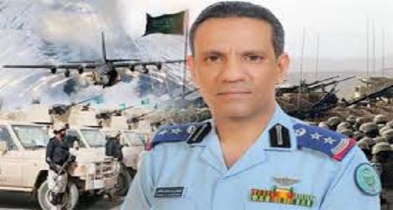 التحالف: تم استهداف مقاتلين حاولوا التسلل إلى حدود المملكة