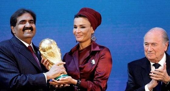 مفاجأة كارثية تكشفها صحيفة إيرانية حول تنظيم كأس العالم 2022 في قطر