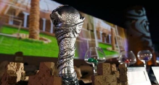 """المملكة وراء فكرة """" كأس الخليج  """""""