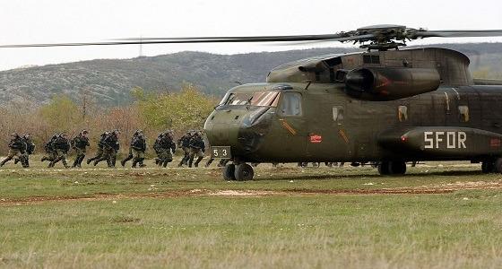 """اليابان تحظر تحليق المروحية الأمريكية """" سي اتش 53 إي """""""