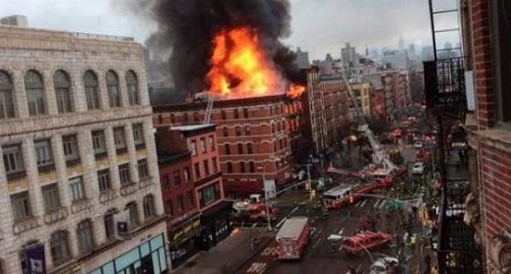 """الشرطة الأمريكية تكشف تفاصيل جديدة حول """" انفجار مانهاتن """""""