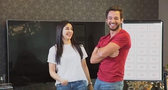 بالفيديو.. مسابقة تمثيل بين أسيل عمران وأصدقائها