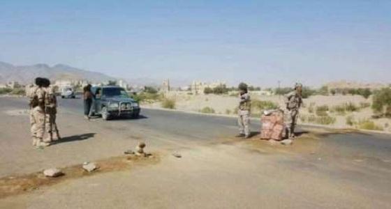 لأول مرة منذ 3 سنوات.. قوات الشرعية تفتح طريق شبوة مأرب باليمن