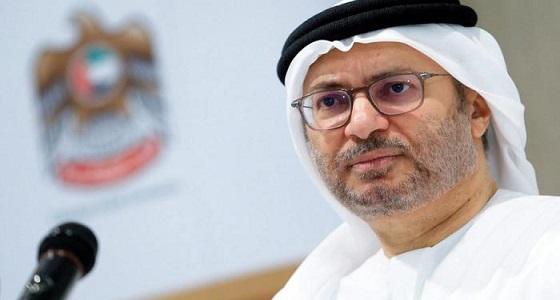 """بمناسبة يومها الوطني.. """" قرقاش """" يُشيد بدور البحرين في مكافحة الإرهاب"""