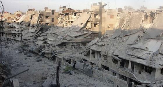 """مدينة الرقة على مقربة خطر """" وبائي """" بسبب الجثث"""