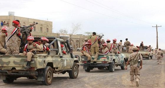 مقتل 40 عنصرًا من ميليشيا الحوثي في معارك مع الجيش اليمني بميدي