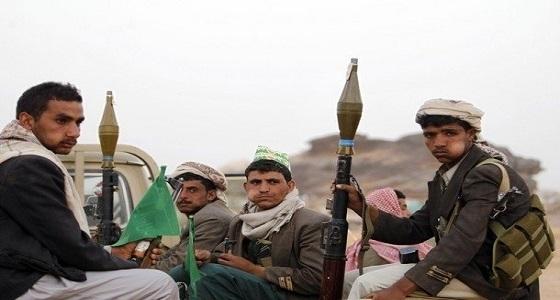 """الجيش اليمني يقتل القيادي الحوثي """" القبيسي """""""