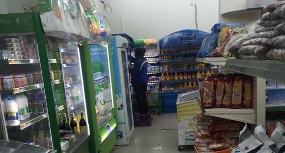 بالصور.. بلدية حبونا تكثف جولاتها على المطاعم والبوفيهات