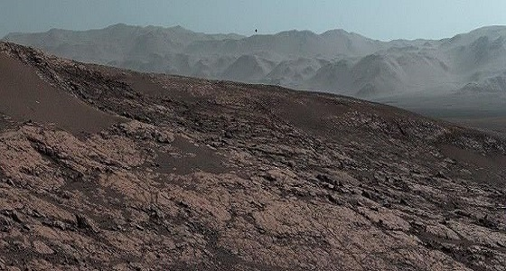 """بالفيديو.. ناسا تنشر صورا مذهلة لسطح """" المريخ """""""