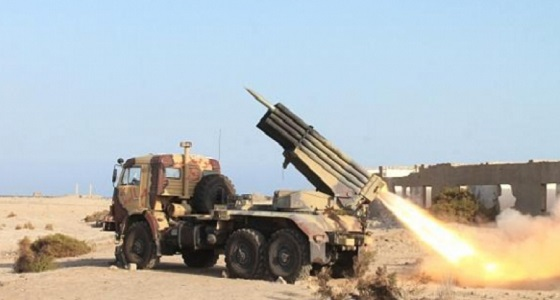الجيش اليمني يستهدف مواقع للحوثيين بصرواح