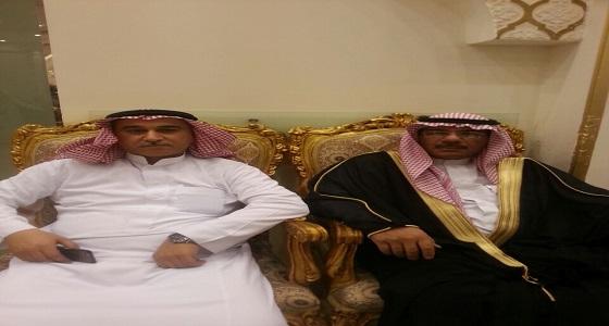 بالفيديو والصور.. عقد قران نواف العنزي على نجلة عبد الهادي ثاني