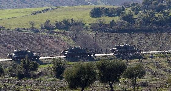 تعزيزات عسكرية تركية جديدة لعفرين