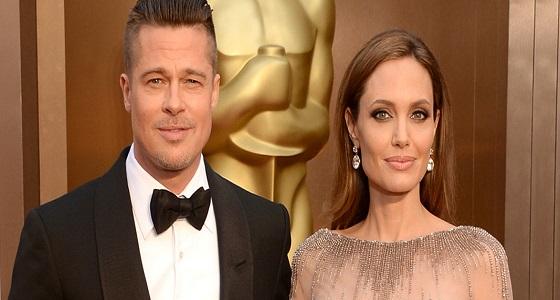آخر تطورات طلاق انجلينا جولي وبراد بيت