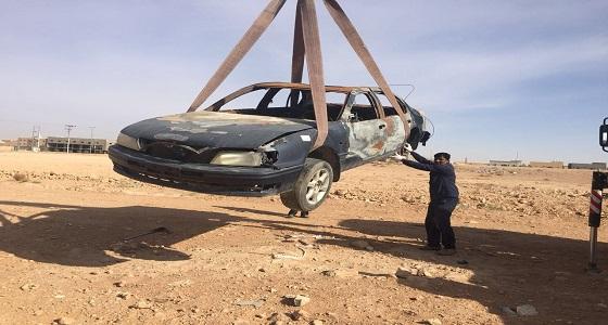بالصور.. حملات رقابية متواصلة لأمانة الحدود الشمالية بهدف معالجة التشوه البصري