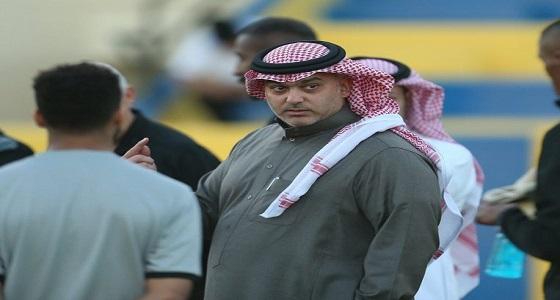 المالك يحفز لاعبي النصر قبل موقعة الهلال