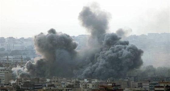 غارات إسرائيل بسوريا تسفر عن مقتل 6 عناصر من قوات النظام